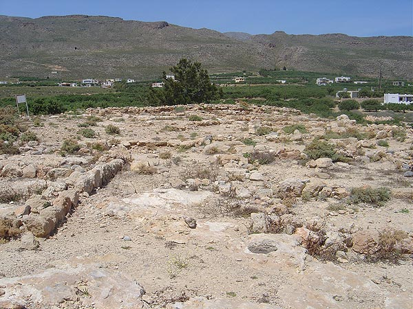 Hellenistic city of Xerokampos
