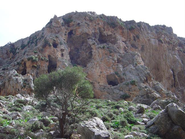 Petsofas cave
