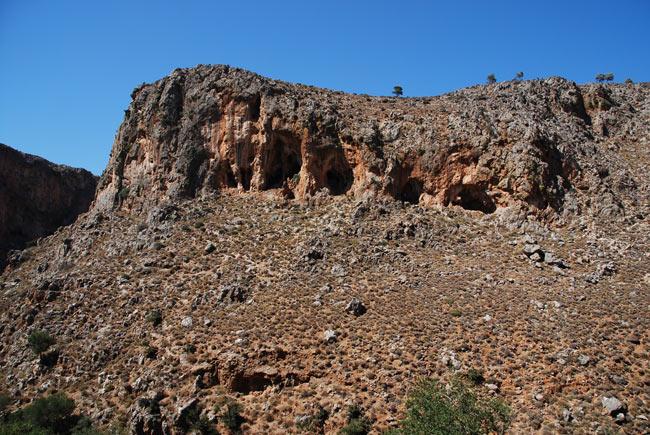 East Crete gorges