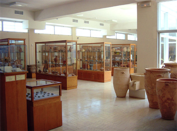 Archaeological Museum in Sitia