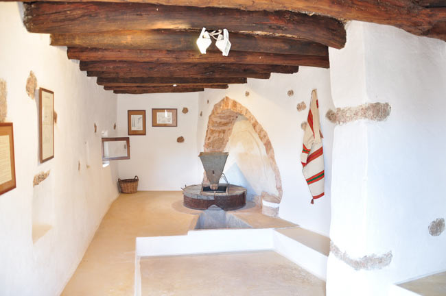 Zakros water museum