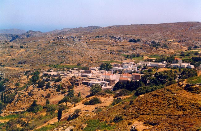 Karidi plateau